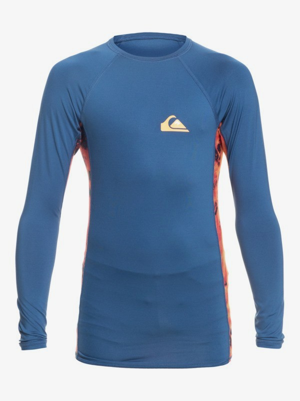 Arch This - Long Sleeve UPF 50 Rash Vest for Boys 8-16  EQBWR03185