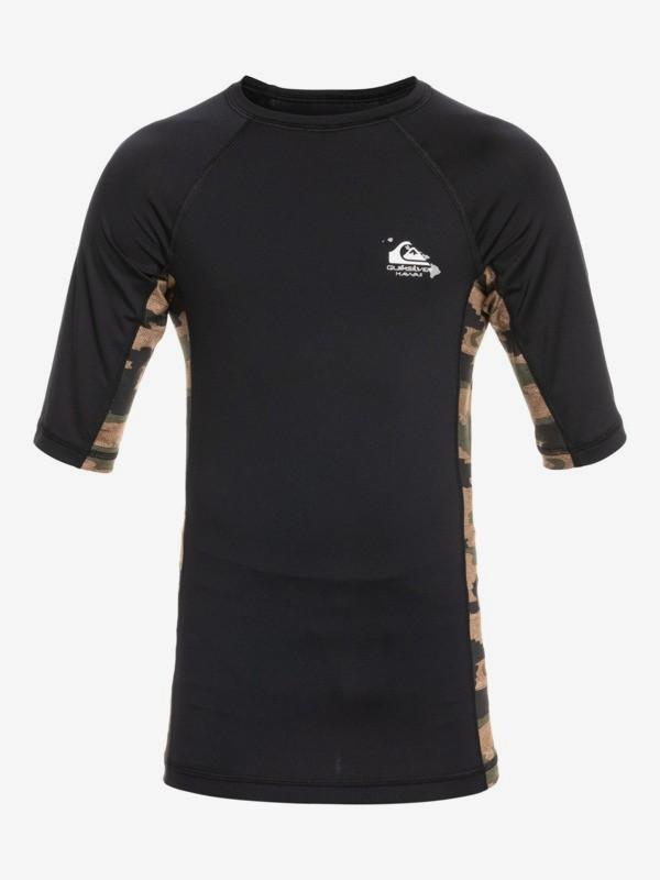 Arch This Hawaii - Short Sleeve UPF 50 Rash Vest for Boys 8-16  EQBWR03200