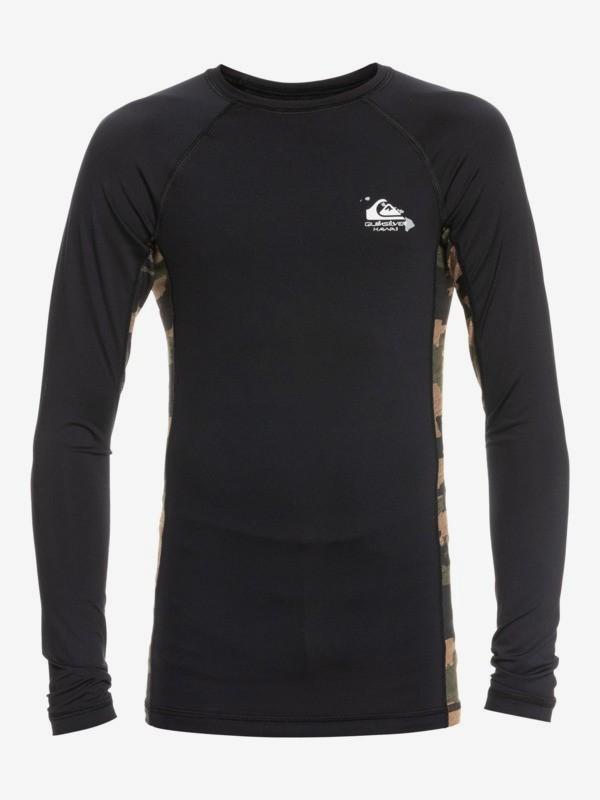 Arch This Hawaii - Long Sleeve UPF 50 Rash Vest for Boys 8-16  EQBWR03201