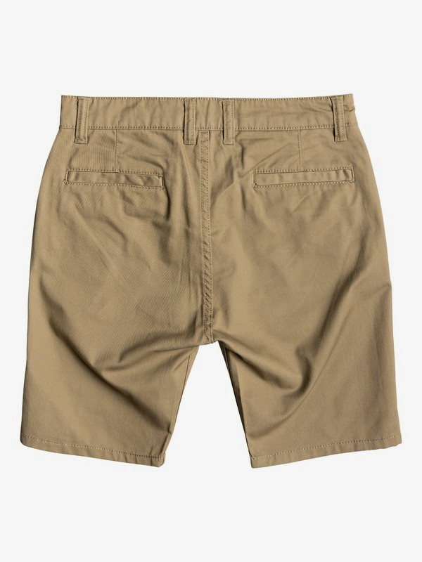 "New Everyday Union 17"" - Chino Shorts for Boys 8-16  EQBWS03223"