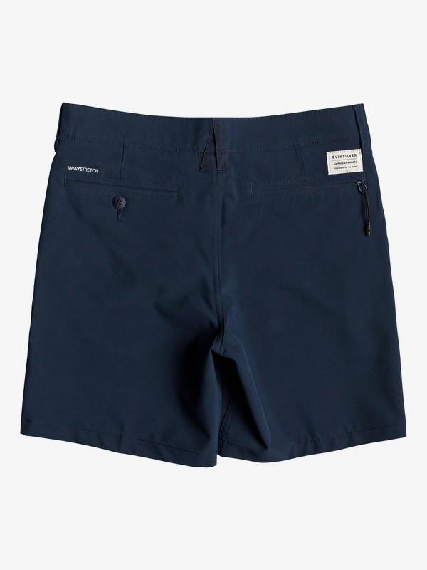 "Union Amphibian 16"" - Amphibian Board Shorts for Boys 8-16  EQBWS03278"
