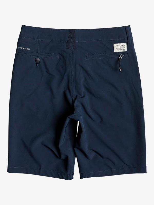 """Union 19"""" - Amphibian Board Shorts for Boys 8-16  EQBWS03298"""