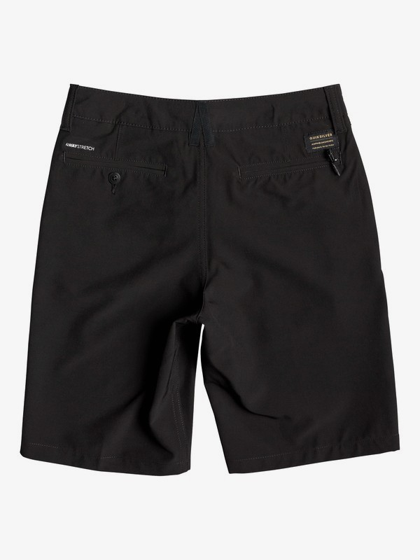 "Union 19"" - Amphibian Board Shorts for Boys 8-16  EQBWS03298"