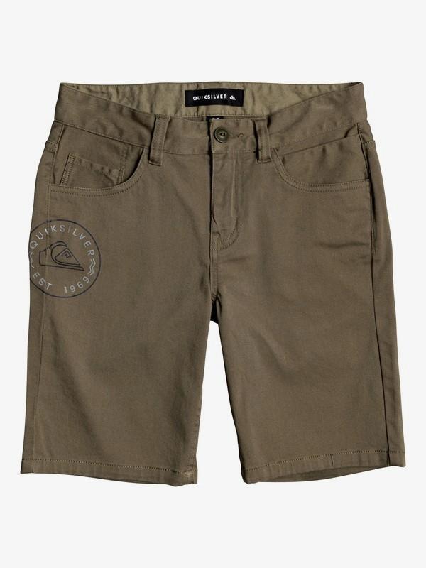 """Pebbly Blu 17"""" - Shorts  EQBWS03304"""