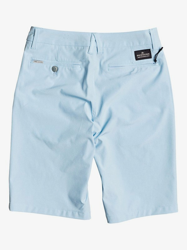 "Union Heather 19"" - Amphibian Board Shorts for Boys 8-16  EQBWS03312"