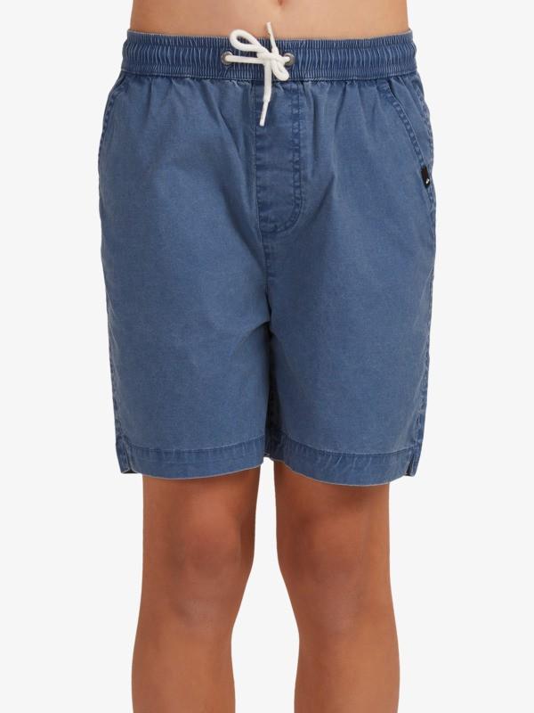 Taxer - Elasticated Shorts for Boys 8-16  EQBWS03330