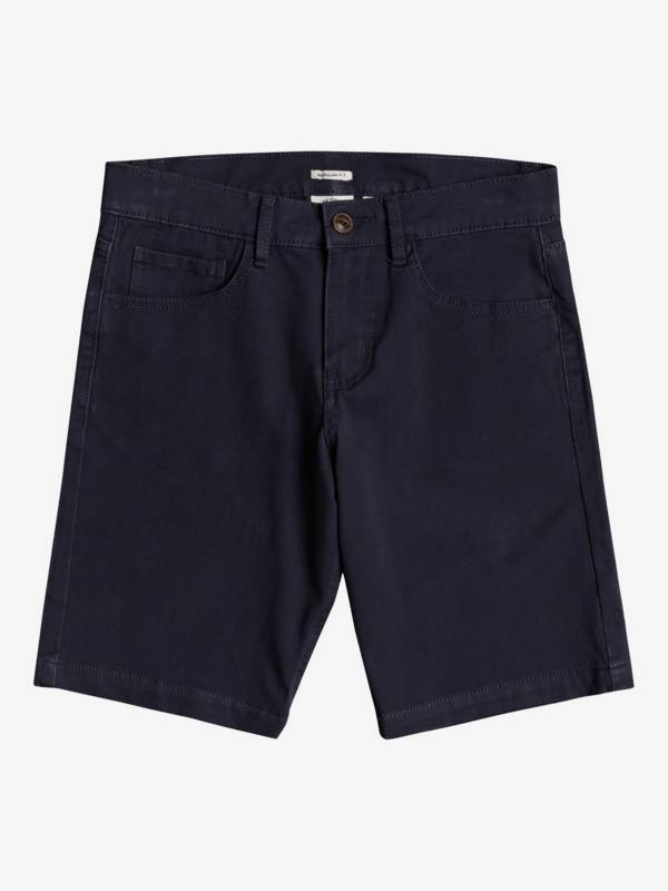 Soul Revolution - Shorts for Boys 8-16  EQBWS03334