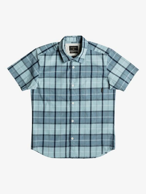 Everyday Check - Short Sleeve Shirt  EQBWT03150