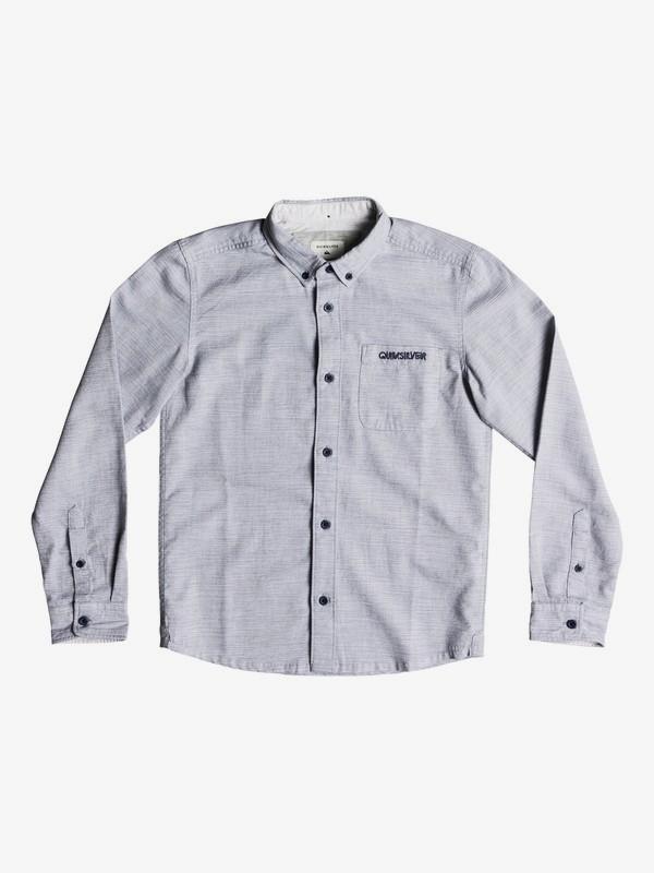 Waterfall - Long Sleeve Shirt for Boys 8-16  EQBWT03224