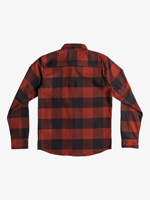 Motherfly Flannel - Long Sleeve Shirt  EQBWT03227