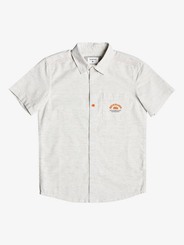 Wild Aqua - Short Sleeve Shirt for Boys 8-16  EQBWT03243
