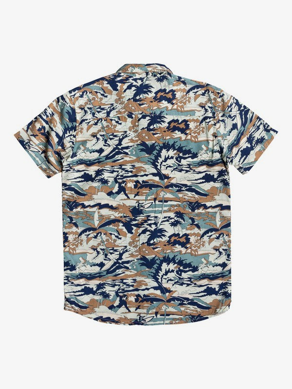 Mercury Cafe - Short Sleeve Shirt for Boys 8-16 EQBWT03245