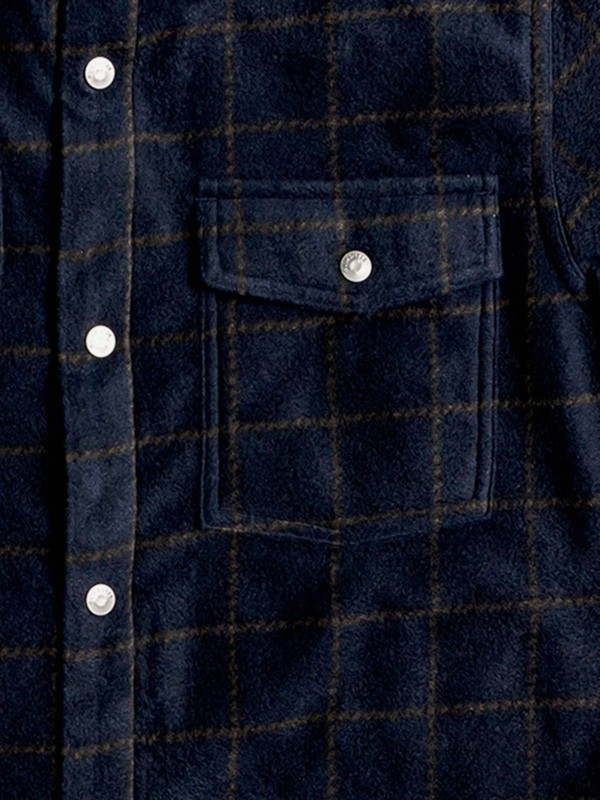 Surf Days - Long Sleeve Polar Fleece Shirt for Boys 8-16 EQBWT03256