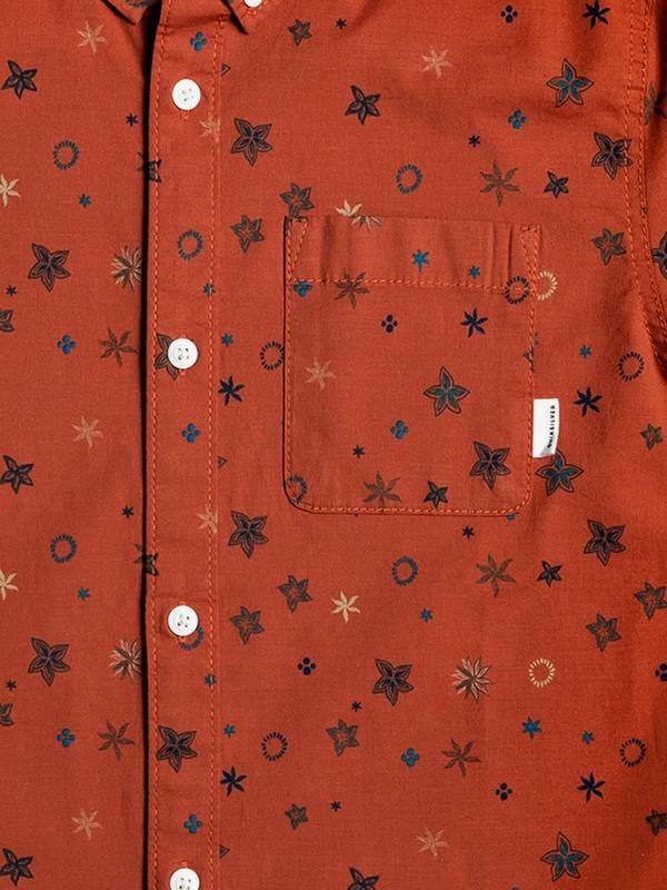 Ditsy - Short Sleeve Shirt for Boys 8-16  EQBWT03261