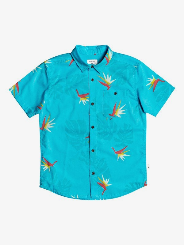 PARADISE SHIRT SS YOUTH  EQBWT03291