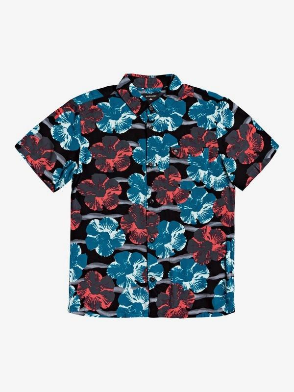 UV Rave - Short Sleeve Shirt for Boys 8-16  EQBWT03299
