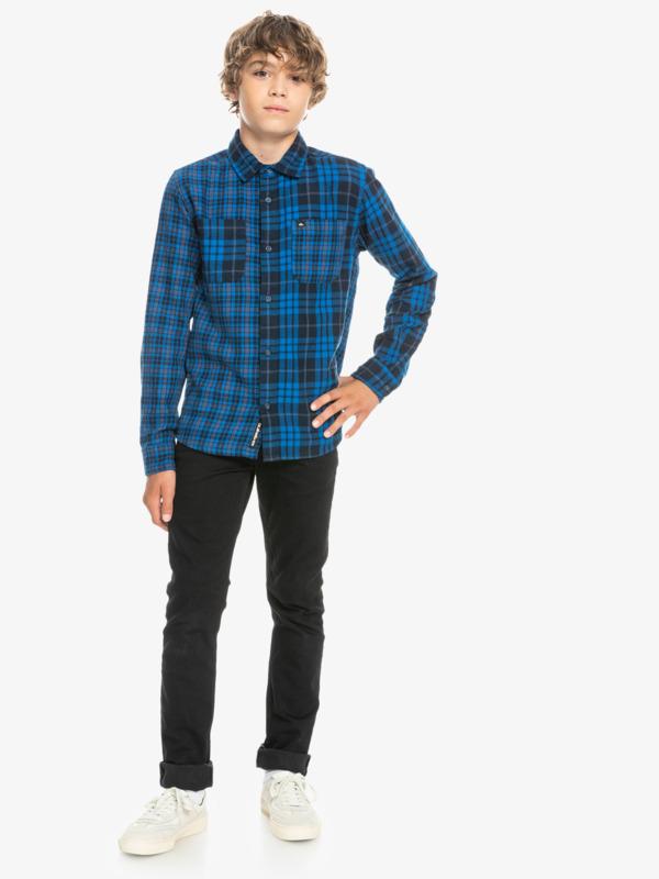 Stratton - Long Sleeve Shirt for Boys  EQBWT03330