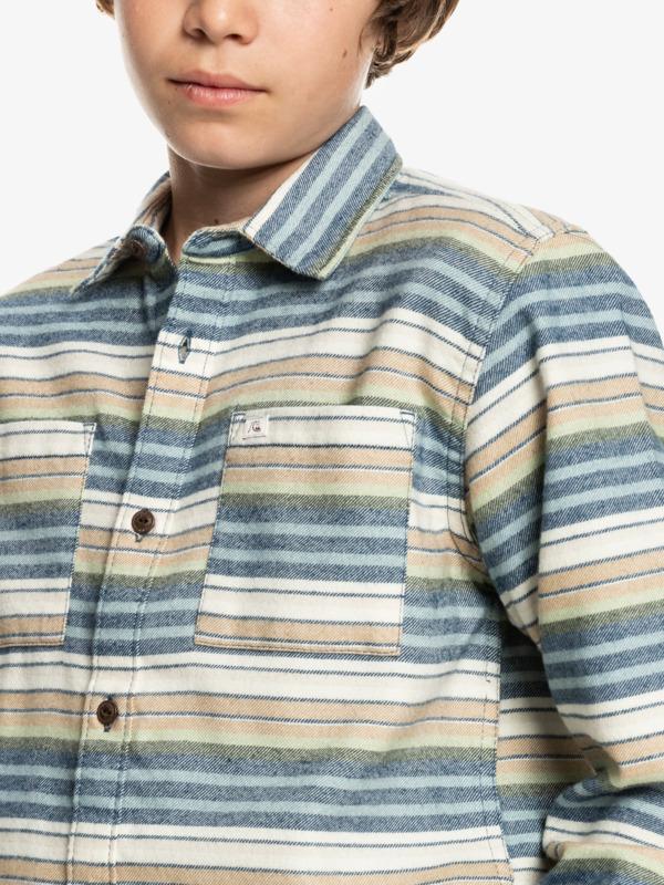 Stanton - Long Sleeve Shirt for Boys  EQBWT03339