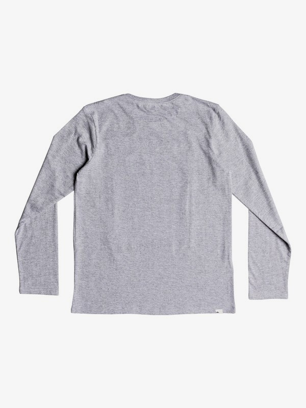 D- Day - Long Sleeve T-Shirt for Boys 8-16  EQBZT03807