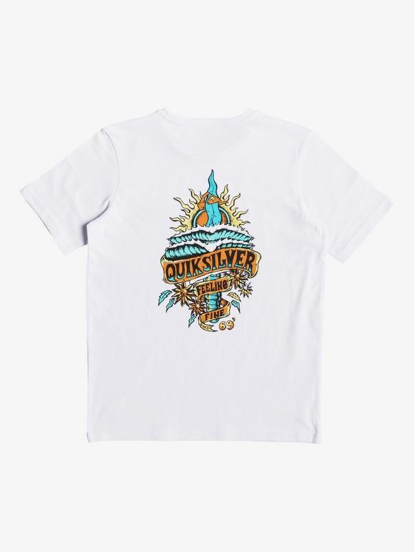 Tattered - T-Shirt for Boys 8-16 EQBZT03904