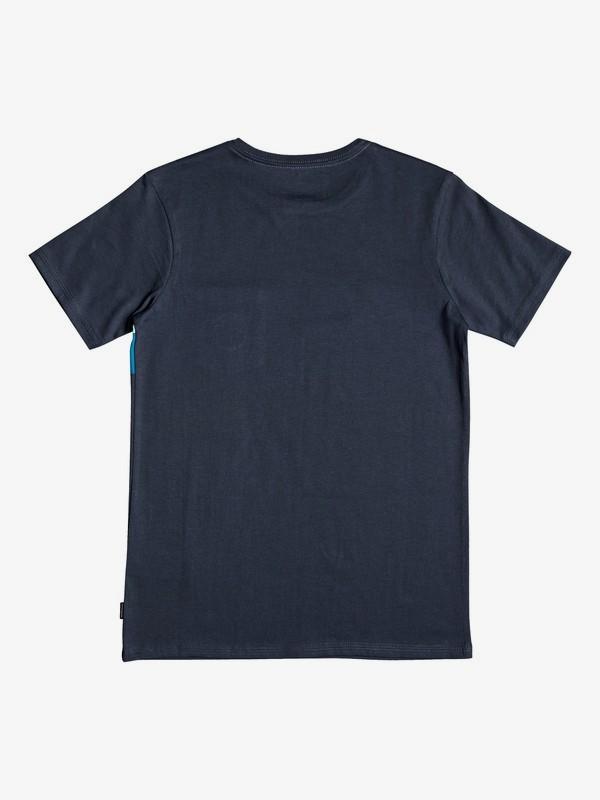 Season Stripe - Pocket T-Shirt for Boys 8-16  EQBZT03918
