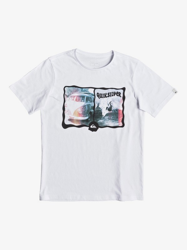 Morning Session - T-Shirt for Boys 8-16  EQBZT03962