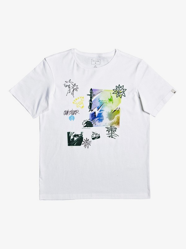 Rocky Water - T-Shirt for Boys 8-16  EQBZT03991