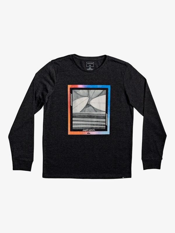Tail Fin - Long Sleeve T-Shirt for Boys 8-16  EQBZT04039