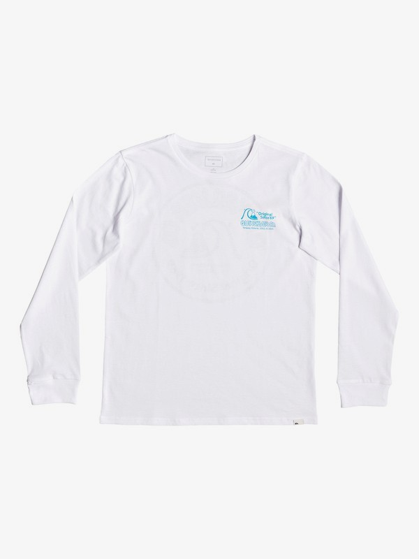 Daily Wax - Long Sleeve T-Shirt for Boys 8-16  EQBZT04049