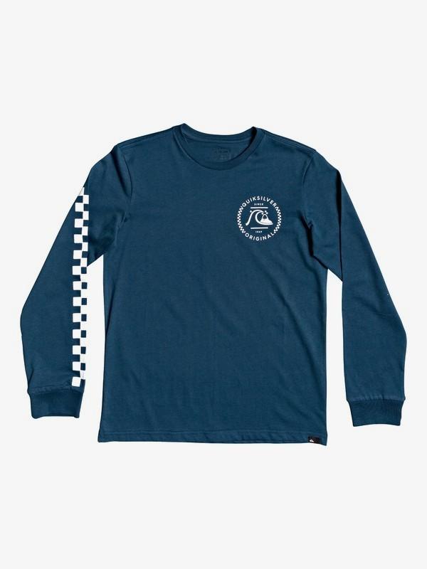 Golden Embers - Long Sleeve T-Shirt  EQBZT04157