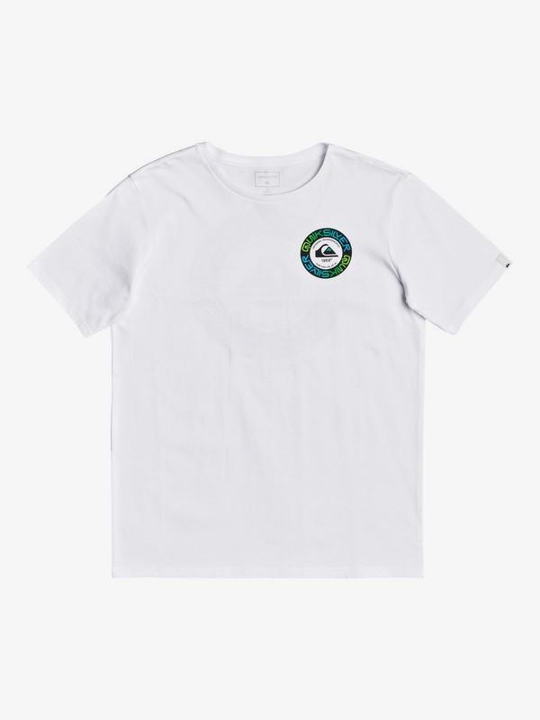 Time Circle - T-Shirt for Boys 8-16  EQBZT04231