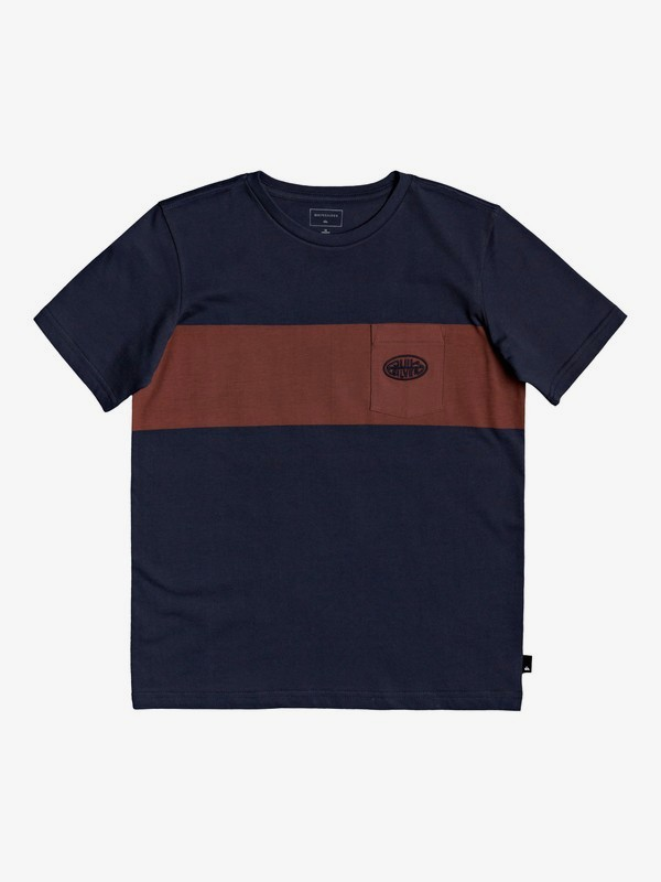 Far Behind - Pocket T-Shirt for Boys 8-16  EQBZT04242