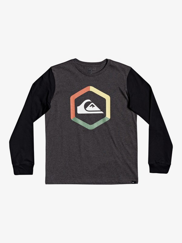 The Boldness - Long Sleeve T-Shirt for Boys 8-16  EQBZT04254