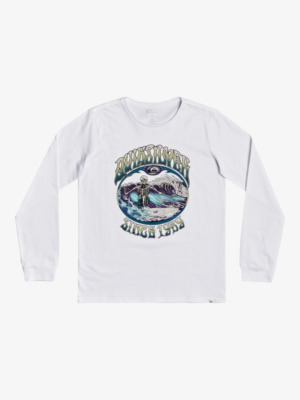 Lost Alibi - Long Sleeve T-Shirt for Boys 8-16  EQBZT04301