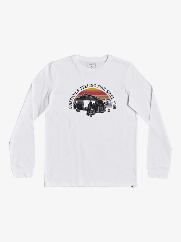 Come Sail Away - Long Sleeve T-Shirt for Boys 8-16  EQBZT04302