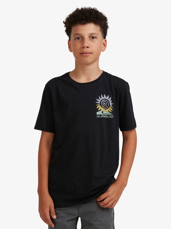 Island Pulse - T-Shirt for Boys 8-16 EQBZT04328