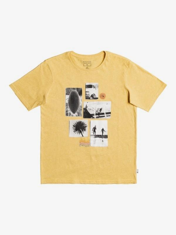 Custom Weather - Organic T-Shirt for Boys 8-16  EQBZT04339