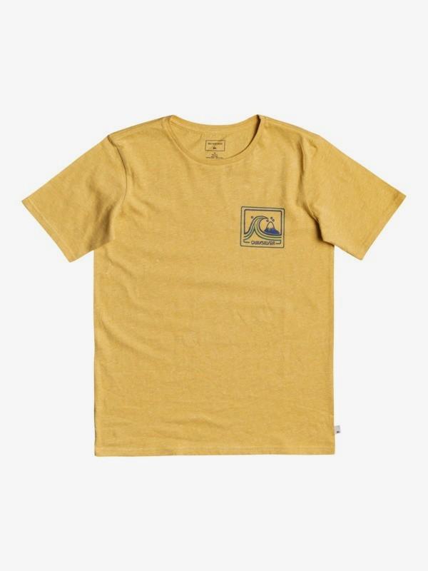 Highway Vagabond - Organic T-Shirt for Boys 8-16  EQBZT04340