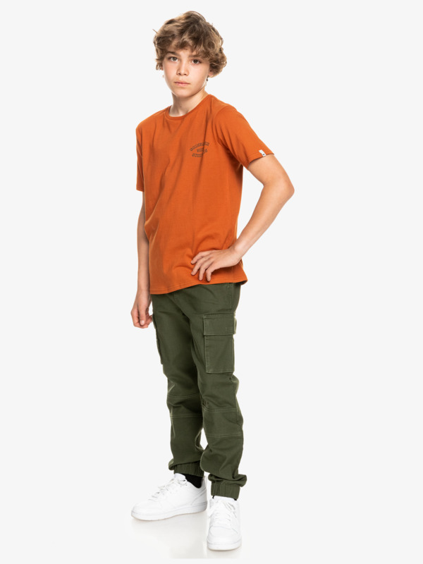 Wild Card - T-Shirt for Boys  EQBZT04364