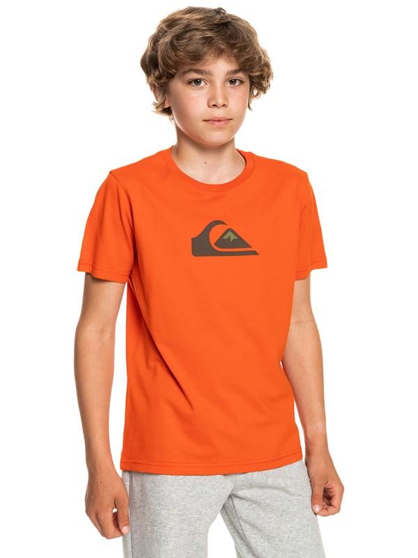 Comp Logo - T-Shirt for Boys  EQBZT04369