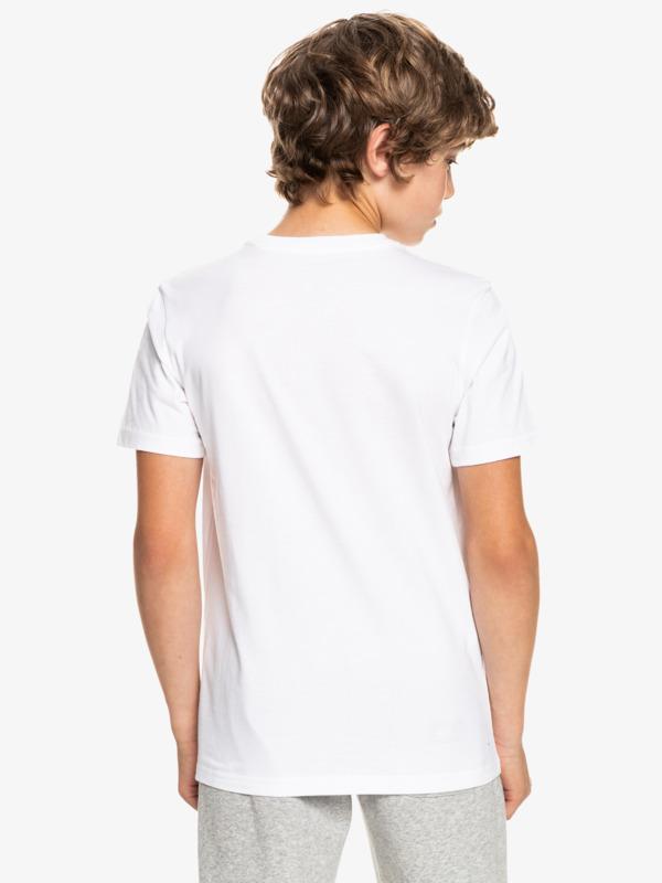 Wavey Skull - T-Shirt for Boys  EQBZT04372