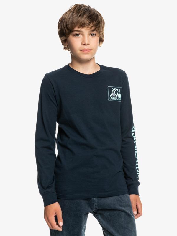 Seaquest - Long Sleeve T-Shirt for Boys  EQBZT04377