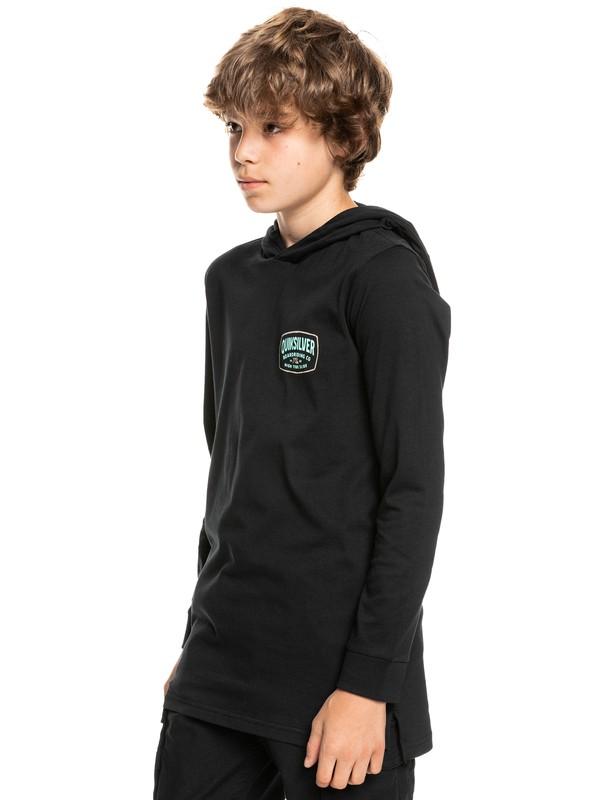 High Cloud - Long Sleeve Hooded T-Shirt for Boys  EQBZT04381