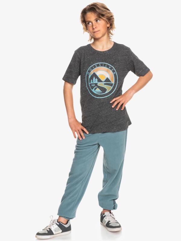 Mountain View - T-Shirt for Boys  EQBZT04391