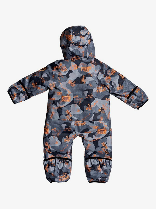 Quiksilver - Baby Snow Suit for Baby Boys  EQITS03007