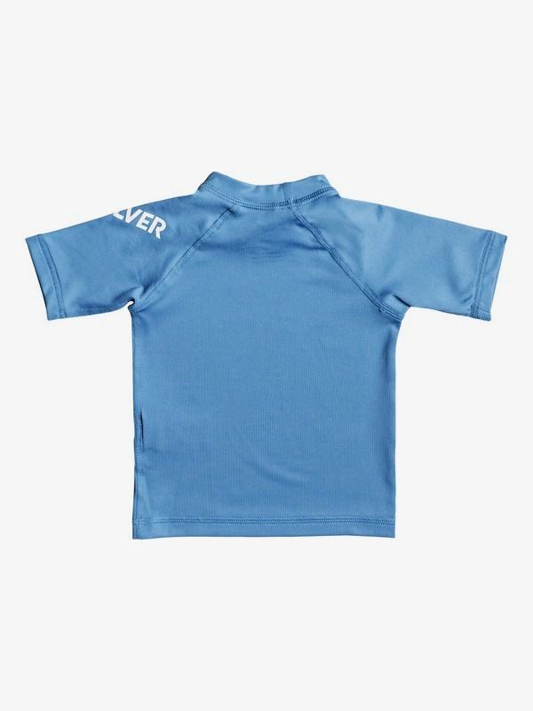 All Time - Short Sleeve UPF 50 Rash Vest for Baby Boys  EQIWR03010