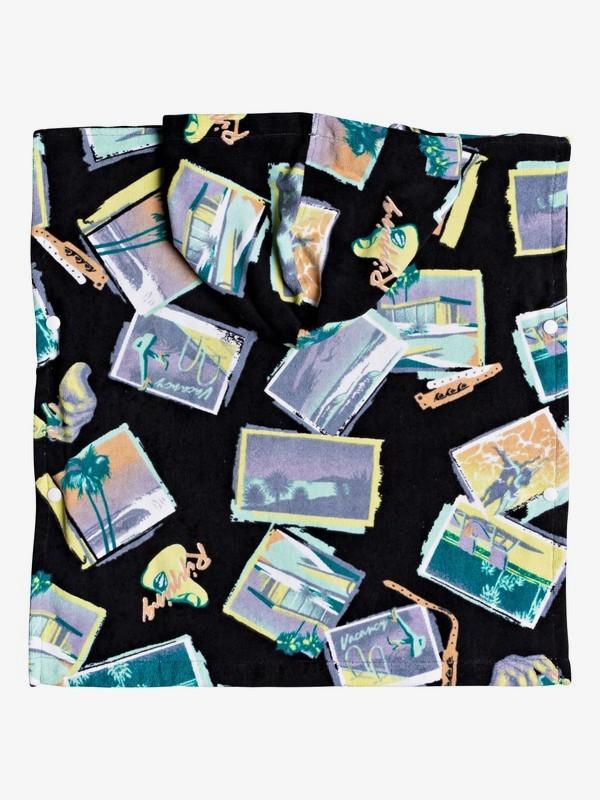 Hoody Towel - Surf Poncho  EQKAA03019