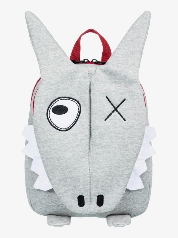 0 Детский рюкзак Ghetto 5L Серый EQKBP03012 Quiksilver