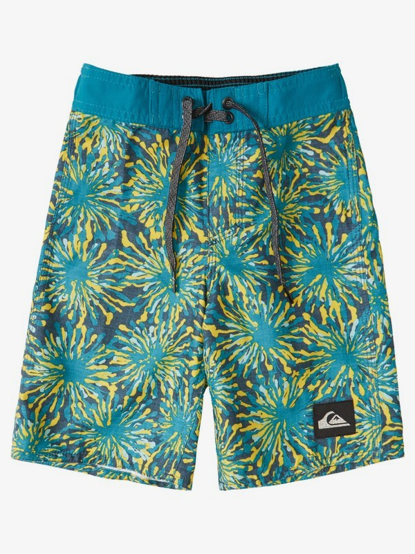"Everyday Fireworks 14"" - Board Shorts for Boys 2-7  EQKBS03247"