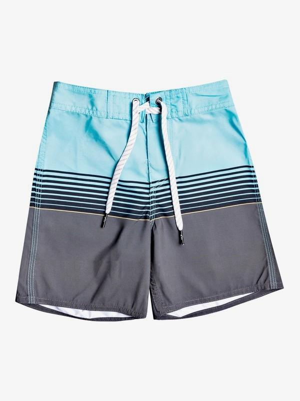 """Everyday Slab 12"""" - Board Shorts for Boys 2-7  EQKBS03295"""